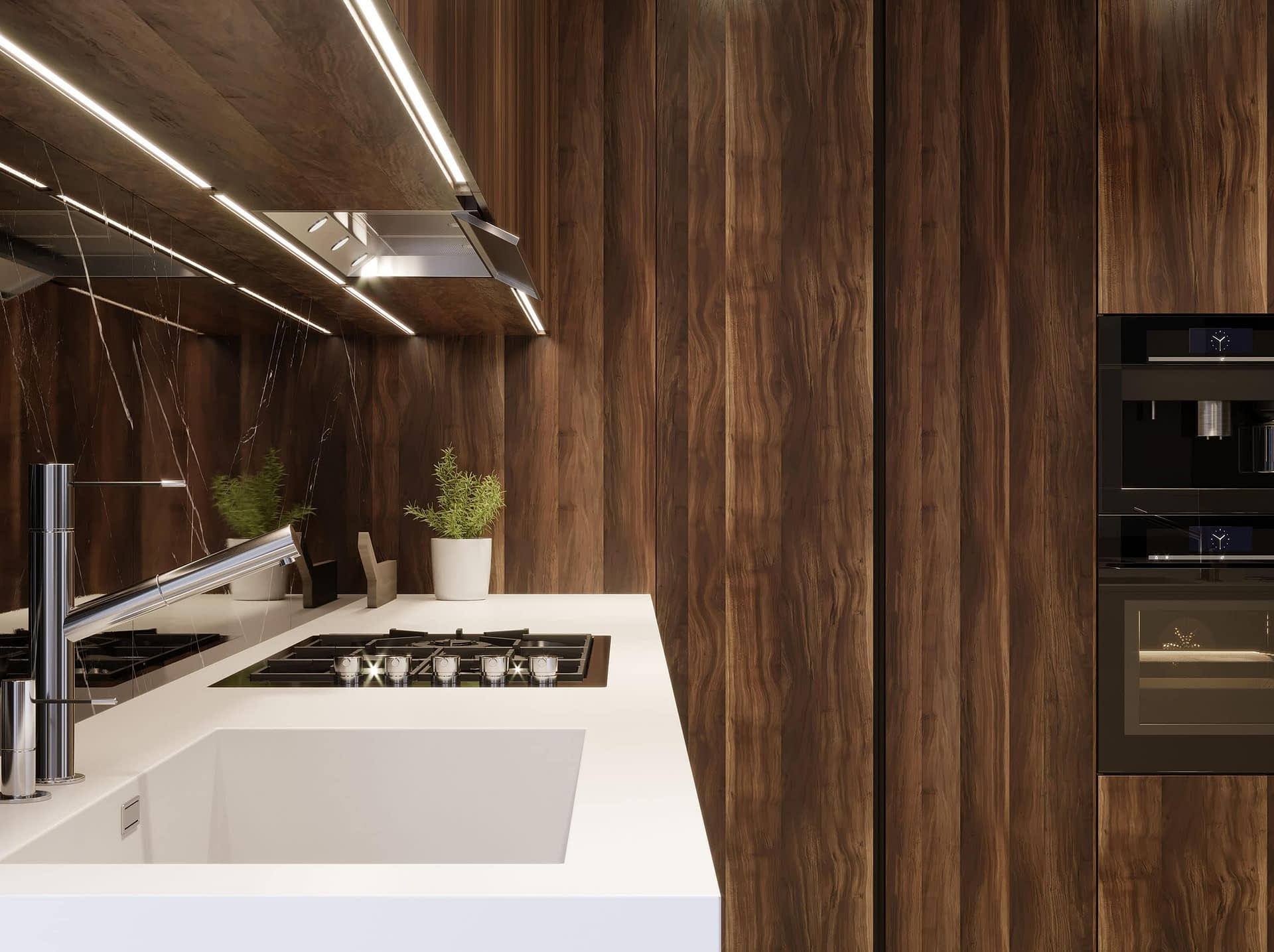 Luxury Kitchen Installation